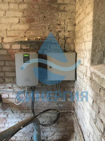 KDHK6464 Монтаж оборудования контроля и учета.